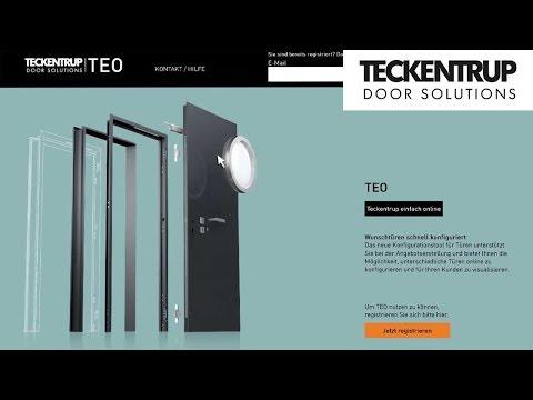 TEO - Teckentrup einfach online