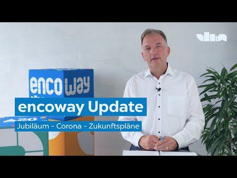 encoway-Update mit Christoph Ranze: Jubiläum - Corona - Zukunftspläne